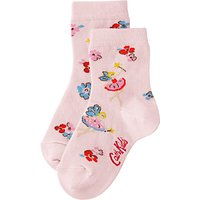 Cath Kidston Childrens Little Fairy Socks, Pink
