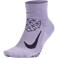 Nike Unisex Elite Cushion Quarter Running Socks
