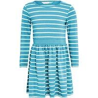 John Lewis Girls Striped Dress