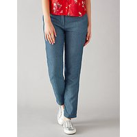 Harris Wilson Egypte Relaxed Trousers, Blue