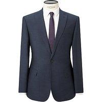 Kin by John Lewis Addison Tonic Slim Fit Suit Jacket, Petrol