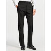 Kin Duckett Slim Fit Suit Trousers, Black