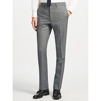 Kin by John Lewis Clifton Slim Suit Trousers, Grey