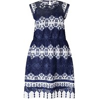 Studio 8 Ellis Dress, Navy