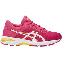 Asics Childrens GT-1000 6 Running Shoes, Pink