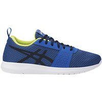 Asics Childrens Kanmei GS Lace Up Trainers, Blue