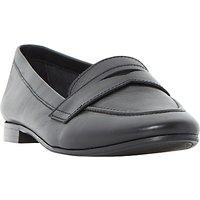 Dune Galer Loafers, Black