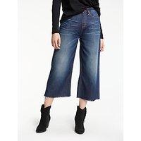 AND/OR Westlake Wide Leg Jeans, Dark Vintage