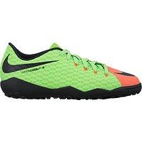 Nike Childrens HyperVenom Phelon III TF Football Boots, Multi
