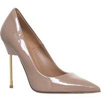 Kurt Geiger Britton Court Shoes, Nude