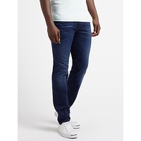 Diesel Buster 084HJ Tapered Jeans, Rich Blue