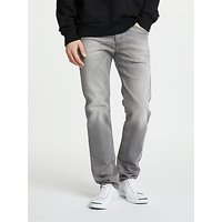 Diesel Buster Tapered Jeans, Light Grey 084HP