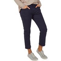 Fat Face Garment Dye Cropped Jeans