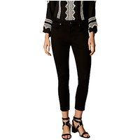 Karen Millen Capri Jeans, Black