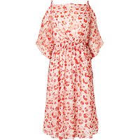 L.K. Bennett Marnie Silk Printed Dress