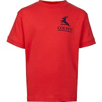 Colfe's School Aquila House T-Shirt, Red