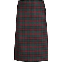 Redmaids High School Girls Skirt, Tartan