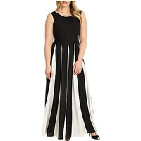 Studio 8 Bo Maxi Dress, Black/White