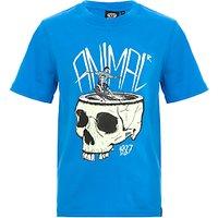 Animal Boys Tobiah Malibu Graphic T-Shirt, Blue