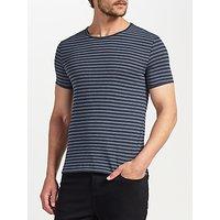 J.Lindeberg Stripe T-Shirt, Multi