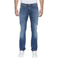 Hilfiger Denim Slim Scanton Jeans, Dynamic True Mid Wash