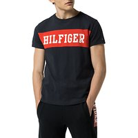 Hilfiger Denim Basic Crew Neck T-Shirt, Vulcan