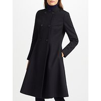 John Lewis Military Fit and Flare Coat