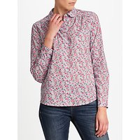 Collection WEEKEND by John Lewis Ditsy Print Shirt, Blue/Pink