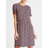 Collection WEEKEND by John Lewis Paint Brush Floral Dress, Multi