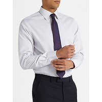 John Lewis Cotton Poplin Tailored Fit Shirt