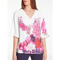 Bruce by Bruce Oldfield Bloom Placement Top, Cream