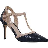 Carvela Kankan Studded T-Bar Court Shoes