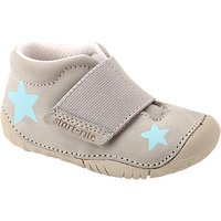 Start-Rite Baby Star Pre-Walker Shoes, Grey Nubuck