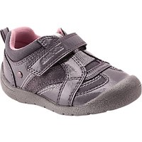 Start-Rite Childrens Play Rip-Tape First Shoes, Grey