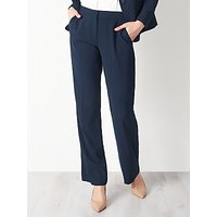 John Lewis & Partners Eva Crepe Bootcut Trousers
