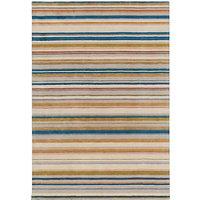 John Lewis Spirit Stripe Rug, Multi, L300 x W200cm