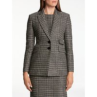 Bruce by Bruce Oldfield Sparkle Tweed Blazer, Black