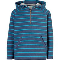 John Lewis Boys Fleece Stripe Hoodie