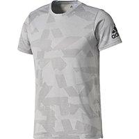 Adidas FreeLift Elevated Training T-Shirt, Grey