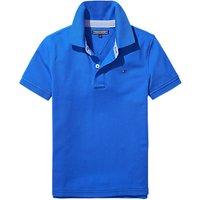 Tommy Hilfiger Boys Polo Shirt, Blue