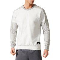 Adidas ID Crewneck Mens Sweatshirt, Grey