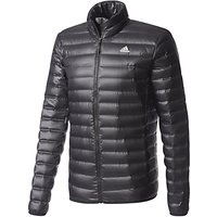 Adidas Varilite Down Long Sleeve Puffer Jacket, Black