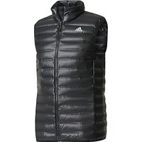 Adidas Varilite Down Vest Gilet, Black