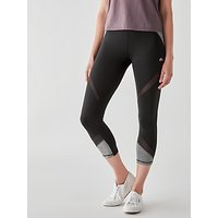 ONLY PLAY Malica Training Tights, Black/Grey