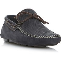 Bertie Baraboo Leather Driving Loafers