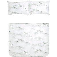 John Lewis Clouds Print Cotton Duvet Cover and Pillowcase Set