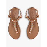 shop for Carvela Kankan Studded T-Bar Sandals at Shopo
