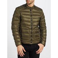 Belstaff Halewood Quilted Jacket, Moss Green