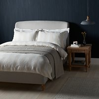 John Lewis Croft Collection Linen Stripe Bedding