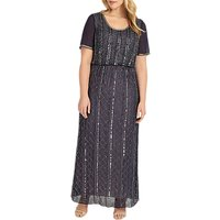Studio 8 Aria Dress, Navy